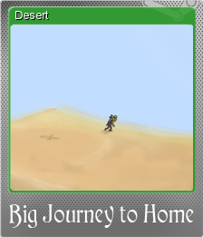 Big Journey to Home Foil 4