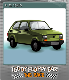 Teddy Floppy Ear - The Race Foil 01
