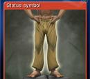 Rust - Status symbol