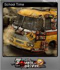 Zombie Driver HD Foil 1