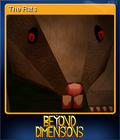 Beyond Dimensions Card 4