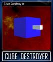 Cube Destroyer Card 1