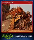Ravaged Zombie Apocalypse Card 4