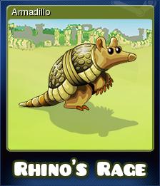Rhino's Rage Card 4