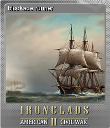 Ironclads 2 American Civil War Foil 5