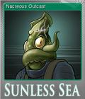 SUNLESS SEA Foil 6