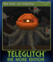 Teleglitch Die More Edition Card 1