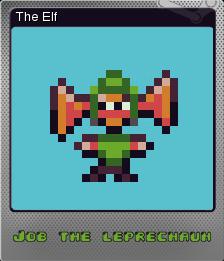 Job the Leprechaun Foil 4