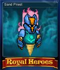 Royal Heroes Card 3