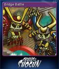 Skulls of the Shogun Card 1