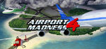 Airport Madness 4 Logo