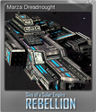 Sins of a Solar Empire Rebellion Foil 9