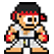 Street Fighter X Tekken Emoticon Ryu