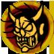 Mark of the Ninja Badge Foil