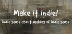 Make it indie Logo