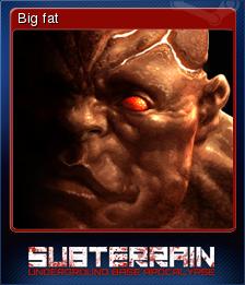 Subterrain Card 4
