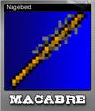 Macabre Foil 1