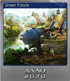 Anno 2070 Foil 2