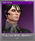 Saints Row IV Foil 5