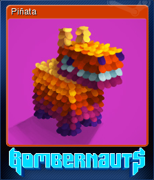 Bombernauts Card 1