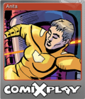 ComixPlay 1 The Endless Incident Foil 6
