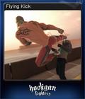 Hooligan Fighters Card 1