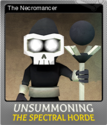 UnSummoning the Spectral Horde Foil 5