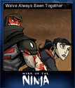 Mark of the Ninja Card 2