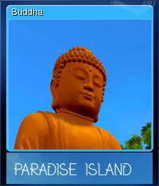 Paradise Island - VR MMO Card 01