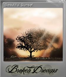 Broken Dreams Foil 3
