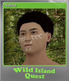 Wild Island Quest Foil 5