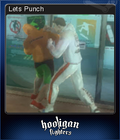 Hooligan Fighters Card 3