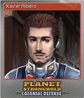 Planet Stronghold Colonial Defense Foil 3