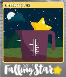 Catch a Falling Star Foil 1