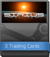 Sirius Online Booster Pack