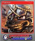 Smashmuck Champions Foil 1