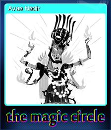 The Magic Circle Card 1