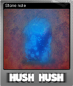 Hush Hush - Unlimited Survival Horror Foil 05