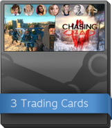 Chasing Dead Booster Pack