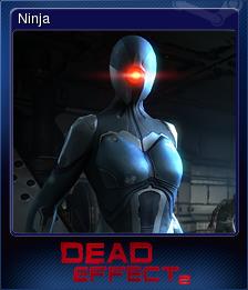 Dead Effect 2 Card 5