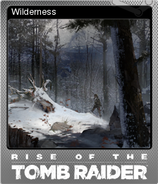 Rise of the Tomb Raider Foil 3