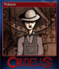 Crudelis Card 6