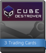 Cube Destroyer Booster Pack