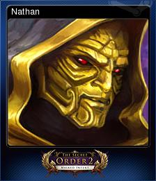 The Secret Order 2 Masked Intent Card 3