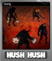Hush Hush - Unlimited Survival Horror Foil 02