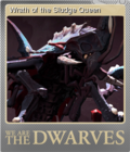 We Are The Dwarves Foil 4