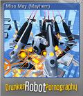 Drunken Robot Pornography Foil 3