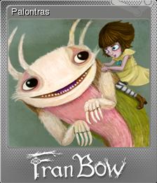 Fran Bow Foil 6