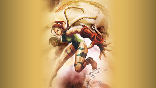 Street Fighter X Tekken Artwork 02