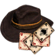 Call of Juarez Gunslinger Badge 3